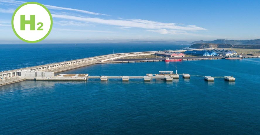 fuel cells works, Enerfín Will Build a Green Hydrogen Plant in the Outer Port of A Coruña