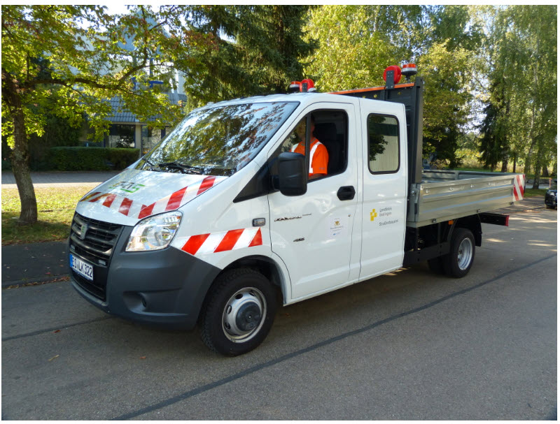 Fuel cells works, Esslingen Gets Into Hydrogen Technology and Is Purchasing Fuel Cell Commercial Vehicles