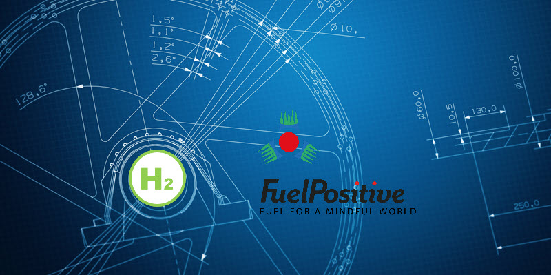 Fuel cells works, FuelPositive Files Patent Application For Clean Hydrogen And Ammonia Technology
