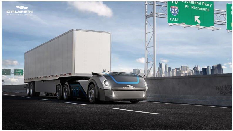 Fuel cells works, GAUSSIN Selects NVIDIA DRIVE AGX Platform for its Skateboard Hydrogen & Electric Truck Platform