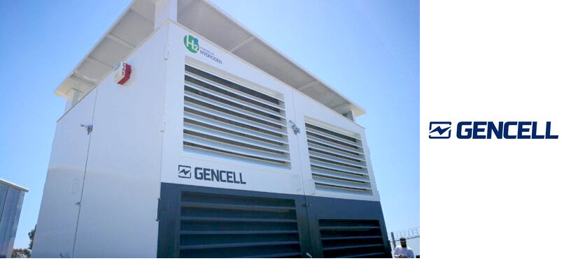 fuel cells works, hydrogen, GenCell, fuel cell