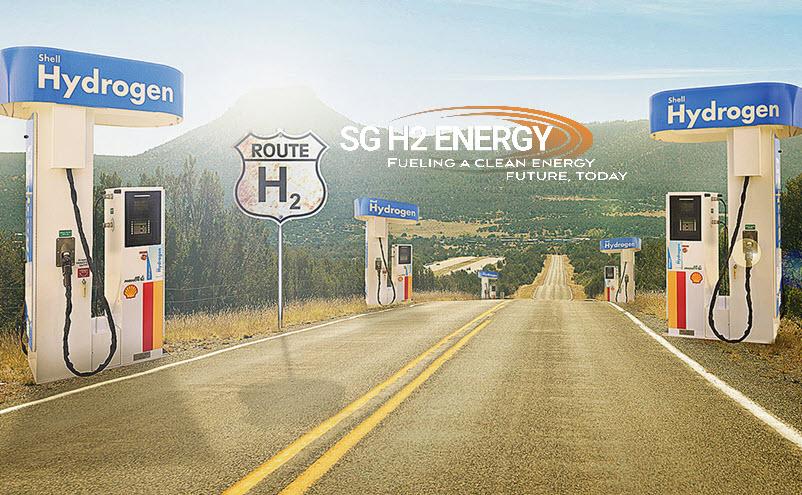 Fuel cells works, hydrogen, SGH2, fuel cells, green hydrogen