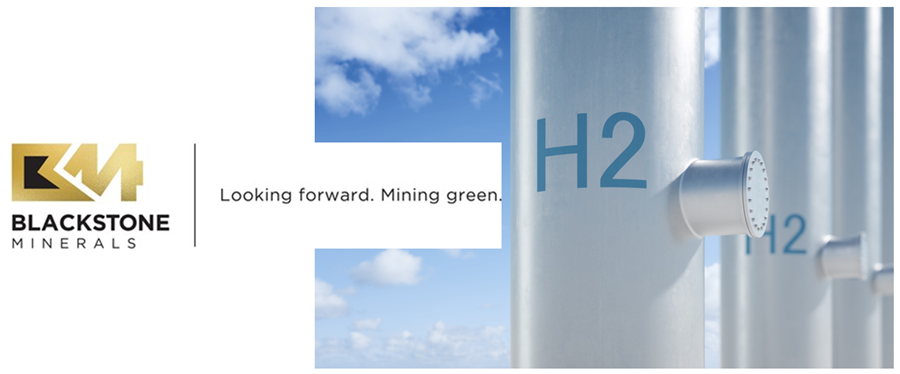 Fuel cells works, Blackstone Commences Green Hydrogen Study