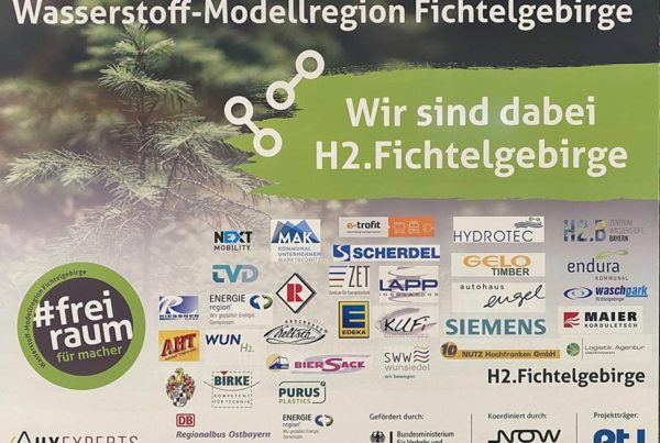 Fuel cells works, H2.Fichtelgebirge is Founded