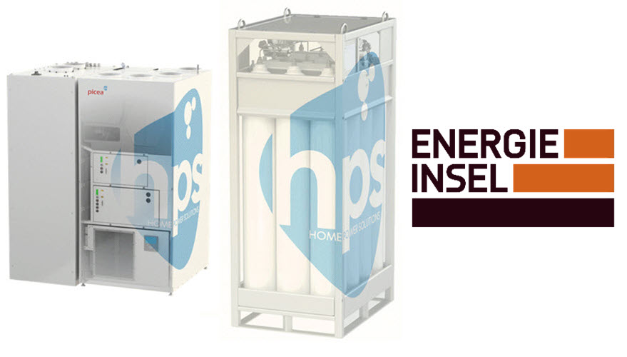 Fuel cells works, HPS Home Power GmbH Solutions Announces Sales Partnership with Energieinsel GmbH for Hydrogen-Based Picea Electricity Storage System