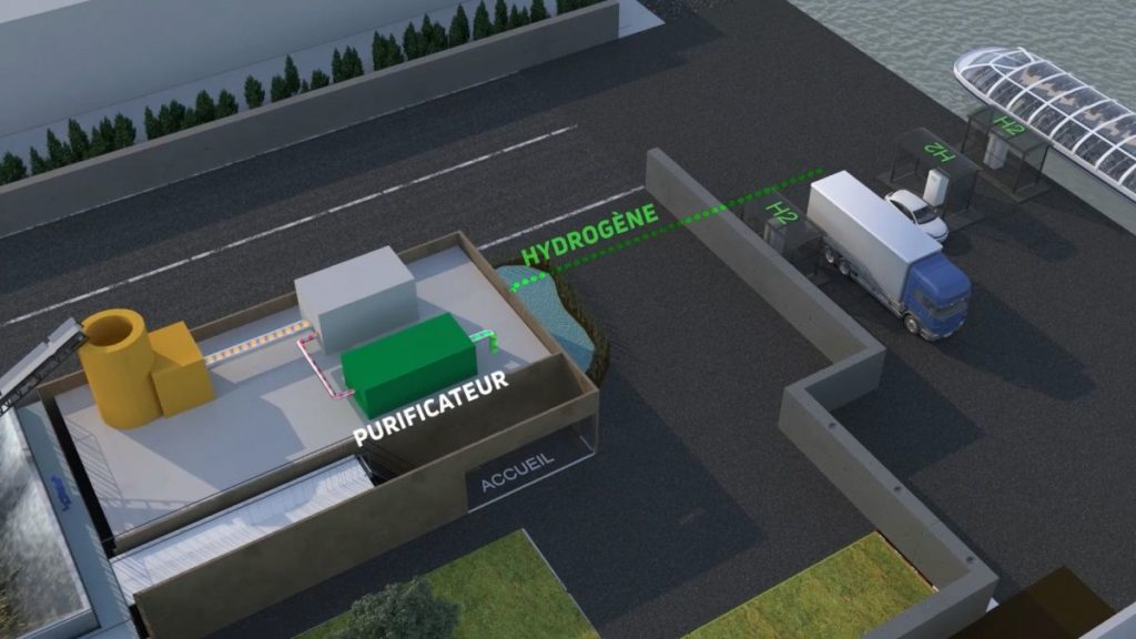 Fuel Cells Works, The Haffner Energy to Receive Funding from France Relance to Develop a Site for Production of Hydrogen from Biomass