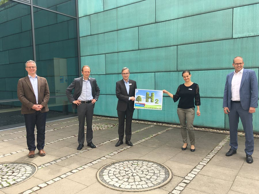 Hannover Region Gets Hydrogen Strategy Off the Ground