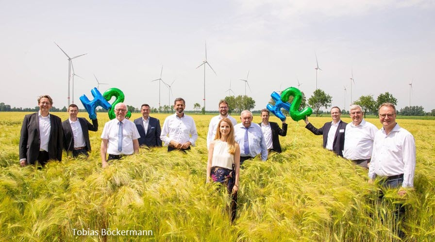 Fuel cells works, A Model Project for the Use of Hydrogen in Agriculture in Haren Will Receive 9 Million Euros