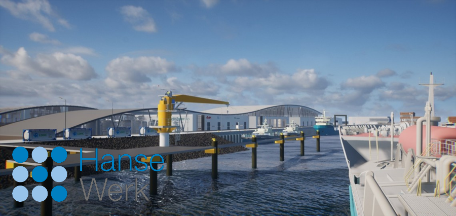 Fuel cells works, Helgoland Is to Become a CO2-Neutral Hydrogen Hub in the North Sea and the Starting Point for an LOCH Supply Chain