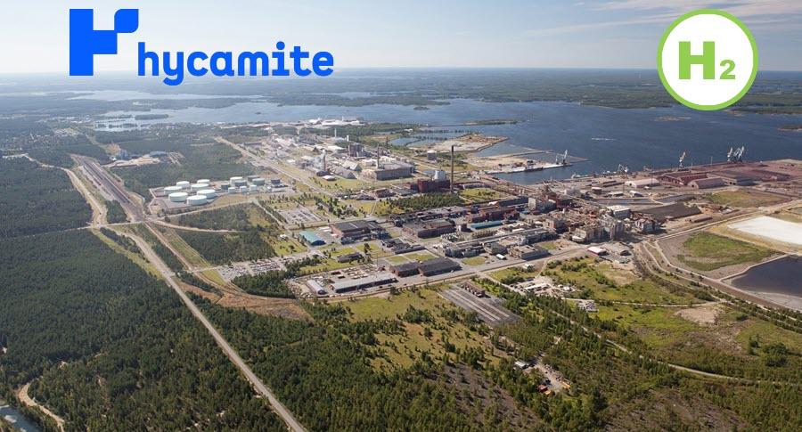Fuel cells works, Finland: Hycamite Announces A Pilot Plant For Zero-Emission Hydrogen Production
