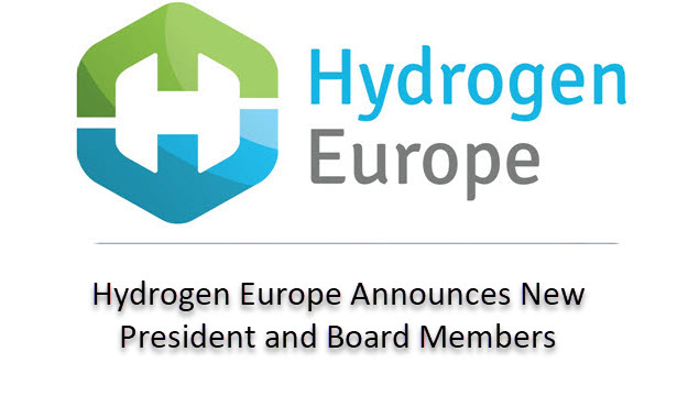 Fuel Cells Works, Hydrogen Europe Announces New President and Board Members