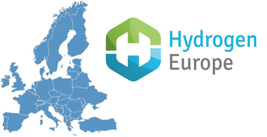Fuel cells works, hydrogen, Europe, fuel cells
