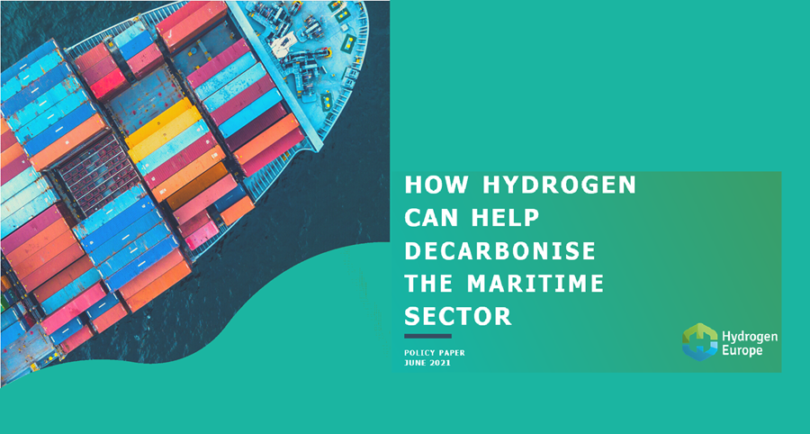 Fuel cells works, Hydrogen Europe Report: Hydrogen Crucial to Decarbonising Maritime Sector