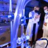 Fuel cells works, Producing Hydrogen Using Less Energy