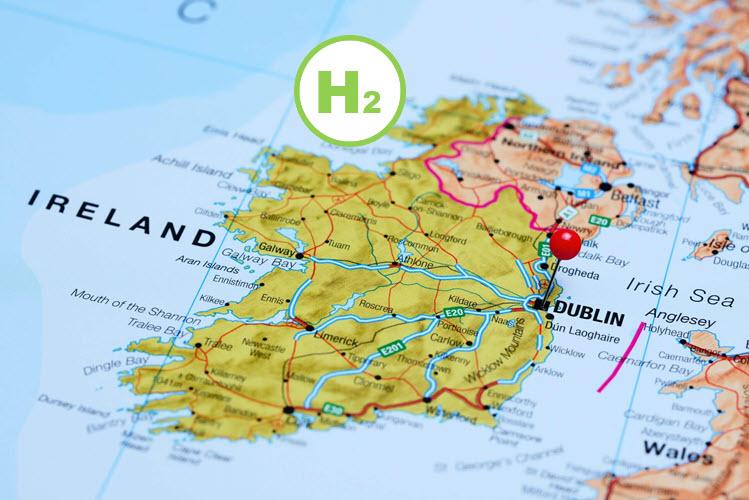 Fuel cells works, Developing Green Hydrogen in Ireland: Worley to Work with EI-H2