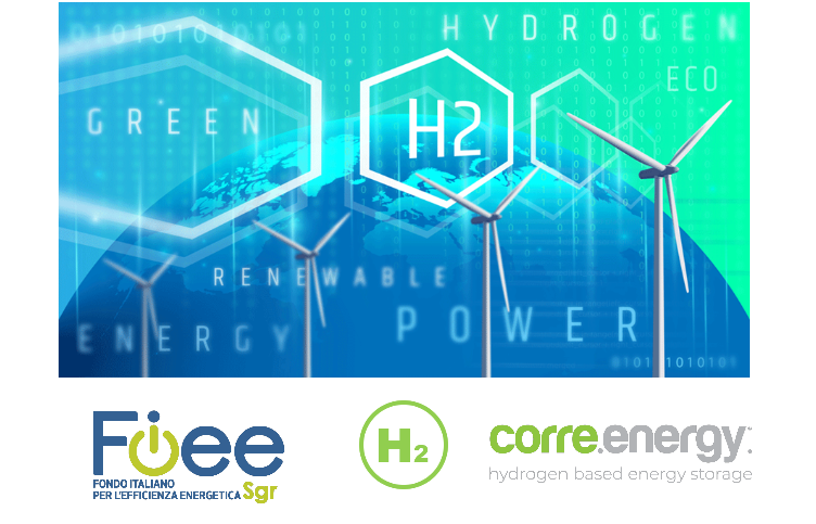 Fuel cells works, Italian EIB Invests EUR 20 million in Corre Energy's Flagship Hydrogen Based Storage Projects in the Netherlands and Denmark