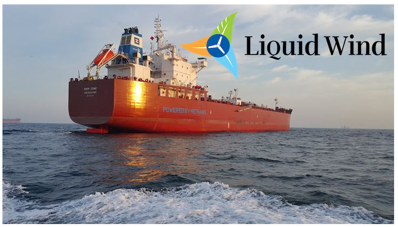 Fuel cells works, Liquid Wind Raises €4M in Equity to Produce eFuel