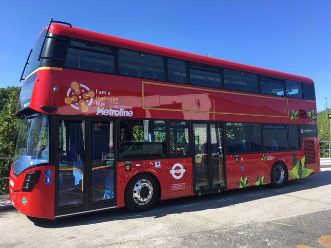 London Hydrogen Bus