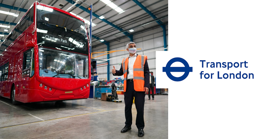 Fuel cells works, London Mayor Launches England's First Hydrogen Double Decker Buses