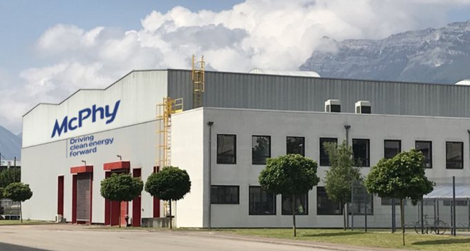 Fuel cells works, Mcphy Opens a New Industrial Site in Grenoble and Will Increase Its Hydrogen Station Production Capacity Sevenfold