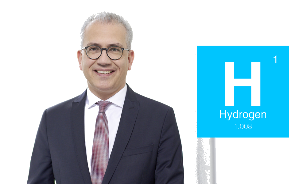 Fuel cells works, Minister of Economics of Hesse Announces Hydrogen Strategy for Hessen