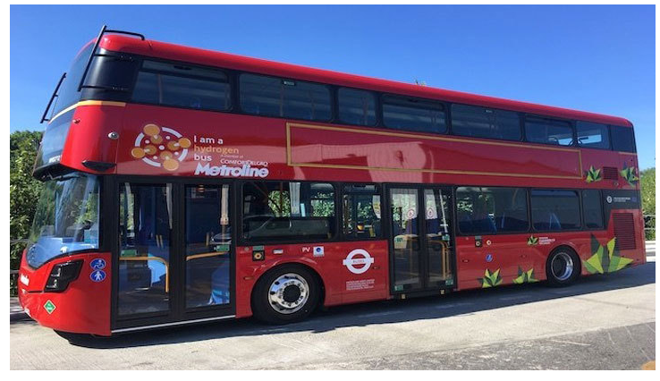 Fuel cells works, Nel and Linesight Collaborate on Hydrogen Fueled Bus Programme for Transport for London (TfL)