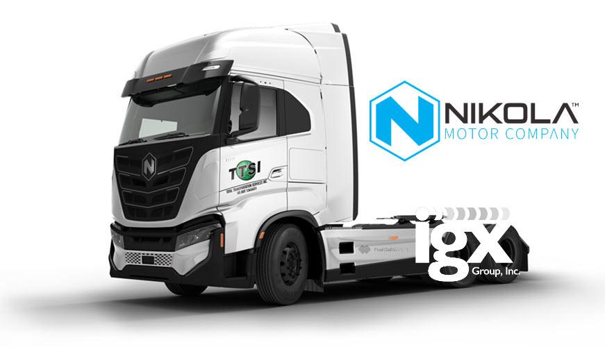 Nikola TTSI IGX