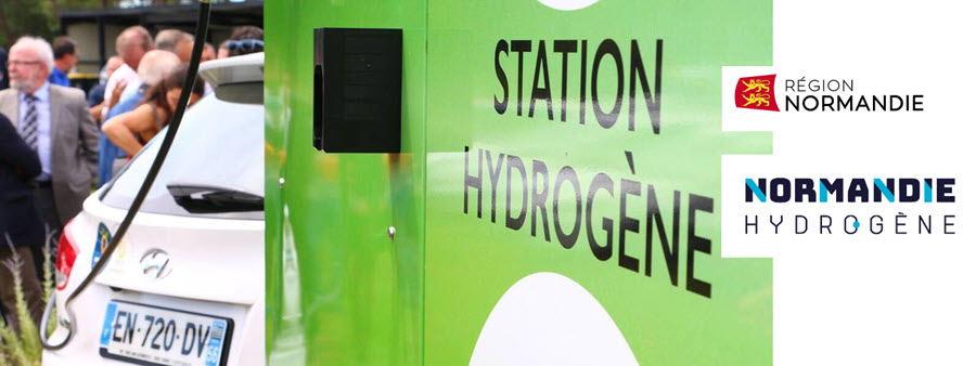 Fuel cells works, Normandy Region To Transform Coach Running on Diesel to Hydrogen