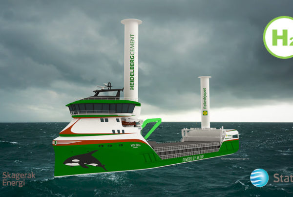 Fuel Cells works, Norweigan Companies to Provide World's First Hydrogen-Powered Cargo Ship With Green Hydrogen