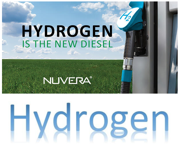 Fuel cells works, Nuvera: Hydrogen Is the New Diesel