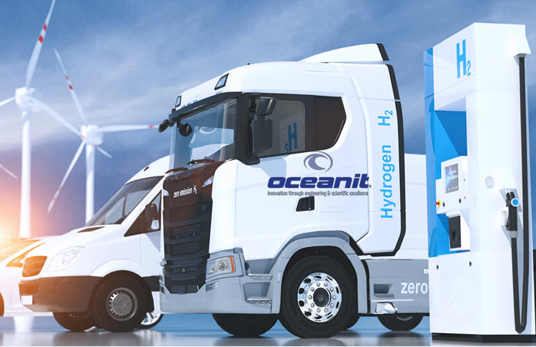 Fuel Cells Works, Oceanit Receives U.s. Department of Energy Awards to Support Novel Clean Hydrogen Strategy