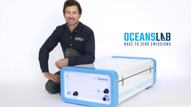 Fuel cells works, Thursday Throwback Spotlight: OceansLab Launches Clean Hydrogen Power Modules for Vessels