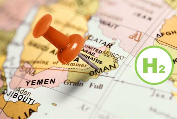 Oman Launching Green Hydrogen Alliance
