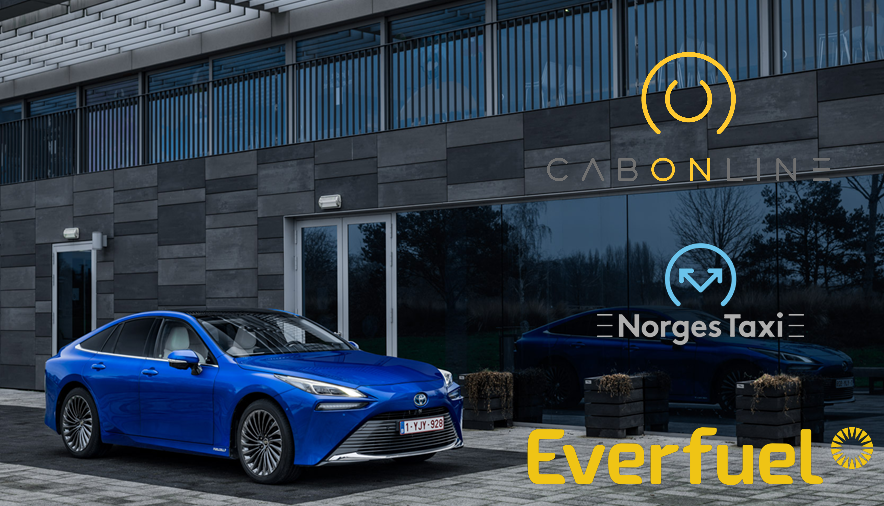 Fuel cells works, Friday FallBack Story: Oslo Rolling-Out Up to 100 Toyota Mirai Hydrogen-Fueled Taxis
