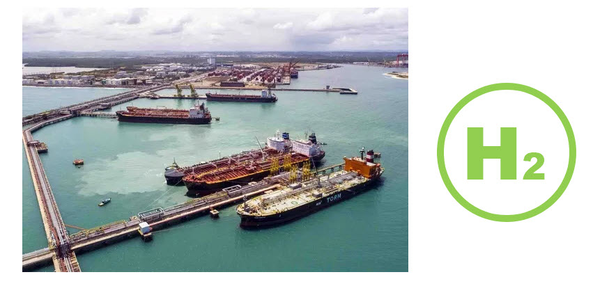 Fuel cells works, Port of Suape (PE) to Receive US $3.8 Billion From Qair Brazil in a Green Hydrogen Plant