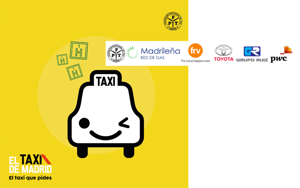 Fuel cells works, Spain: Professional Taxi Federation of Madrid Will Replace 1,000 Traditional Taxis With Hydrogen Vehicles