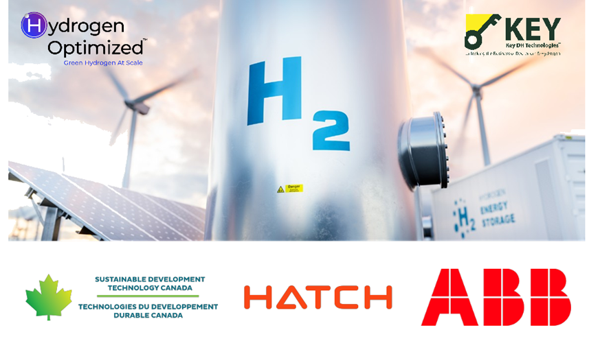 Fuel cells works, SDTC Grant to KEY DH Technologies Enables $12 Million Green Hydrogen Technology Demonstration