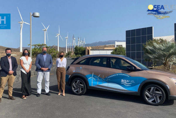 Fuel cells works, SEAFUEL Brings the First Fuel Cell Vehicle to Tenerif