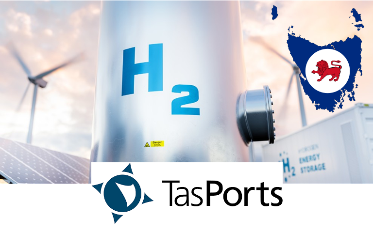 Fuel cells works, Tasmania's Green Hydrogen Plant Closer with Tasport Land Deal