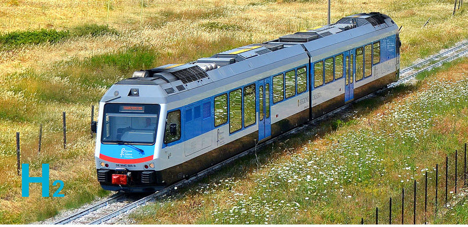 Fuel cells works, Italy: The Hydrogen Train Will Run in Calabria