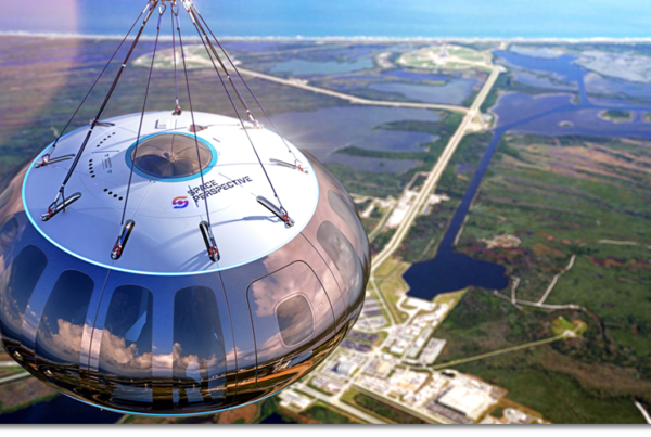 There Is a Hydrogen Balloon That Will Take You to Outer Space for 125000