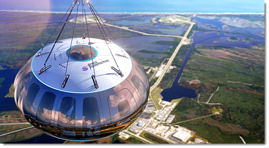 fuel cells works, There Is a Hydrogen Balloon That Will Take You to Outer Space for $125,000