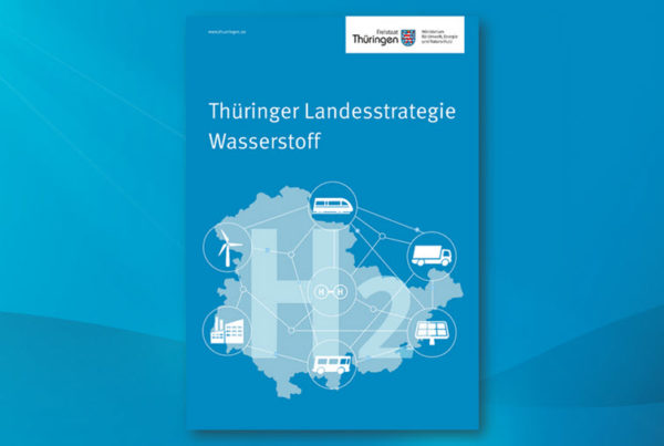 Thuringian Hydrogen Strategy Adopted by Cabinet