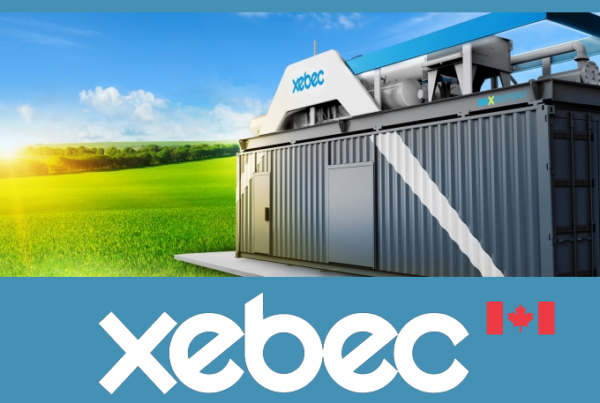 Fuel cells works, Xebec Signs 10-year Gas-as-a-Service Contract for Hydrogen Recycling