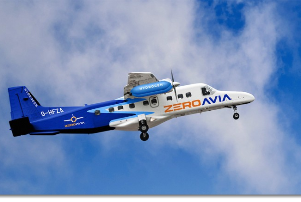 Fuel Cells Works, ZeroAvia Completes First High-Power Ground Tests of New 19 Seat, Zero-Emission Aviation Powertrain System in California