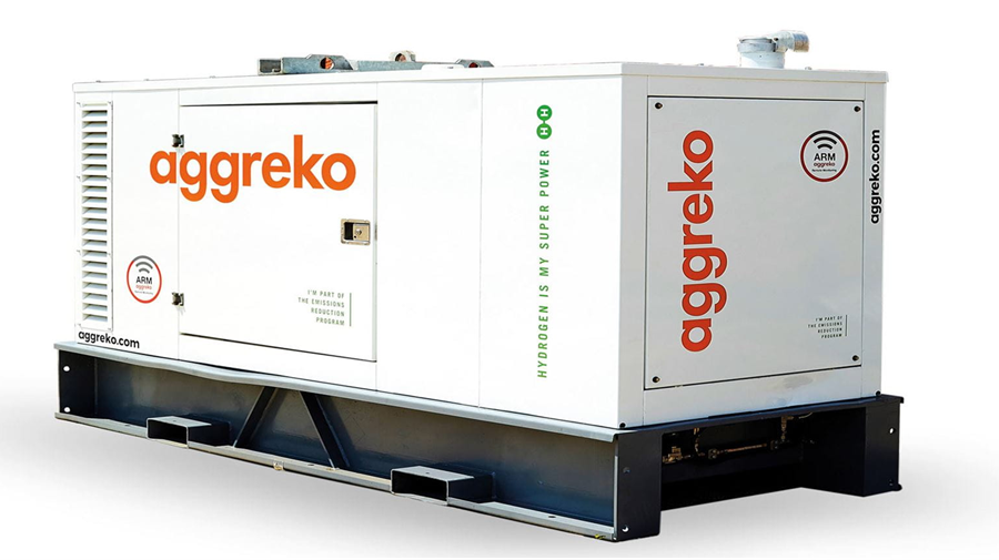 Fuel cells works, Aggreko Trials Hydrogen Generator And Fuel Cell Battery Hybrid