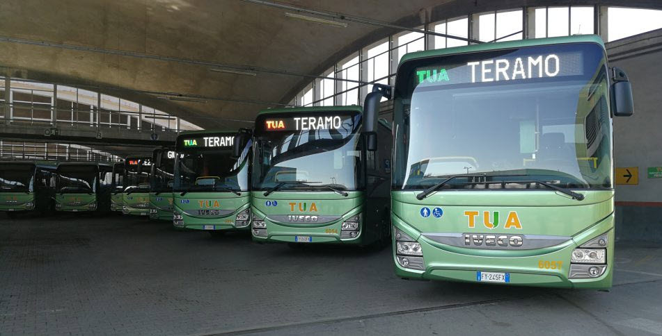 Fuel Cells Works, Italy: The TUA - University of L'Aquila Project on Powering Buses with Methane-Hydrogen Mixtures Kicks Off