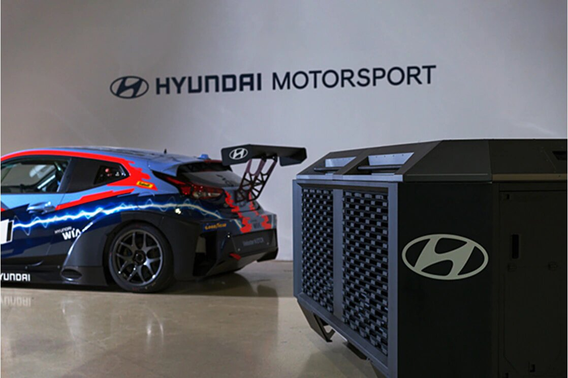 Fuel Cells Works, Hyundai Motor Group (The Group) announced today that its dedicated world-leading hydrogen fuel cell system brand, HTWO, will make