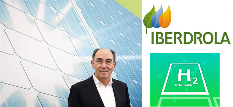 Fuel cells works, Iberdrola Brings Elecnor and Consonni on Board Europe's Largest Green Hydrogen Project in Spain