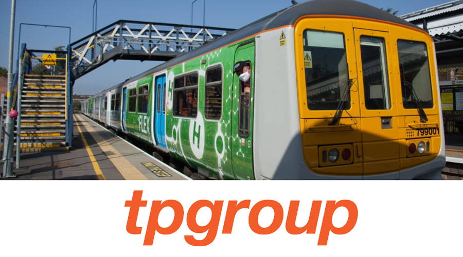 Fuel cells works, tpgroup Powers the UK's First Full-Scale Hydrogen Train